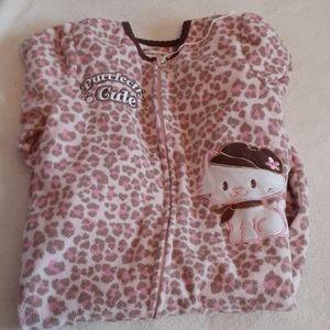 Baby Girl's Okie Dokie Onesie Pajamas